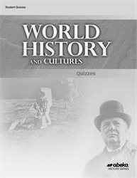 World History and Cultures Quiz Book