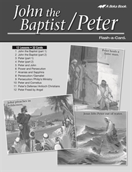 John the Baptist/Peter Lesson Guide