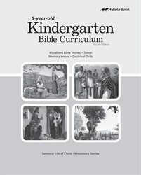 K5 Bible Curriculum
