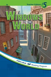Windows to the World Teacher Edition