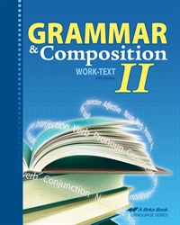 Grammar and Composition II