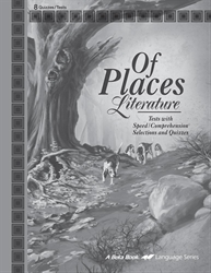 Of Places Quiz and Test Book