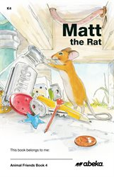 Matt the Rat (Package of 10)