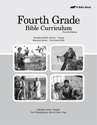 Grade 4 Bible Curriculum