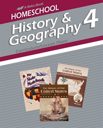 Abeka Product Information Homeschool History 4 Curriculum Lesson