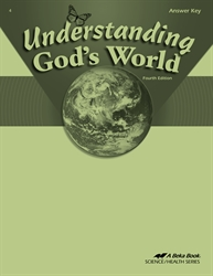 Understanding God's World Answer Key