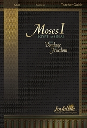 Moses I: Egypt to Sinai Teacher Guide