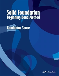 Band Method Conductor Score