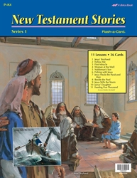 New Testament Stories Series 1 Flash-a-Card