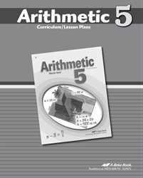 Arithmetic 5 Curriculum