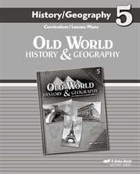 Old World History and Geography Curriculum