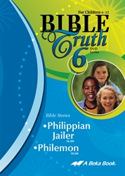Bible Truth DVD #6: Philippian Jailer, Philemon