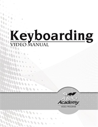 Keyboarding Video Manual