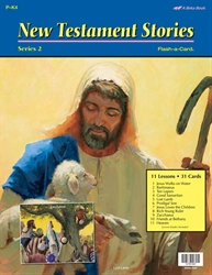 New Testament Stories Series 2 Flash-a-Card