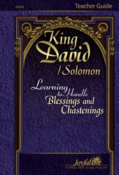 King David/Solomon Teacher Guide