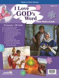 I Love God's Word Beginner Bible Stories
