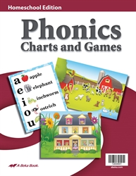 Homeschool Phonics Charts and Games