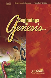 Beginnings in Genesis Teacher Guide Youth 2