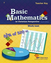 Basic Mathematics Teacher Key