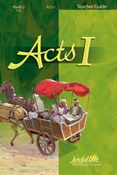 Acts I Teacher Guide Youth 2