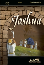 Joshua Teacher Guide Youth 2