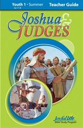 Joshua and Judges Youth 1 Teacher Guide