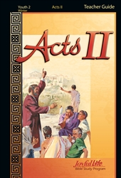 Acts II Teacher Guide Youth 2