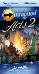 Acts II Youth 2 Direction Student Handout