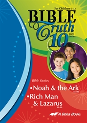 Bible Truth DVD #10: Noah & the Ark, Rich Man & Lazarus