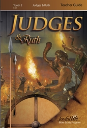 Judges and Ruth Teacher Guide Youth 2