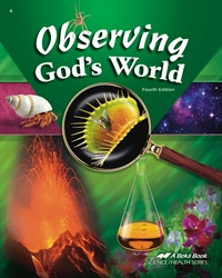 Observing God's World