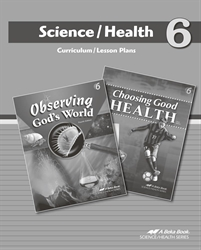 Science and Health 6 Curriculum