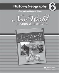 New World History and Geography Curriculum