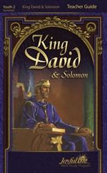 King David & Solomon Teacher Guide Youth 2