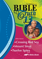 Bible Truth DVD #13: Crossing Red Sea, Mount Sinai, Twelve Spies