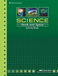Science: Earth and Space Activity Book