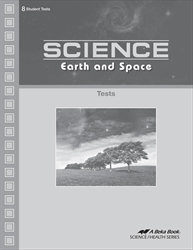 Science: Earth and Space Test Book