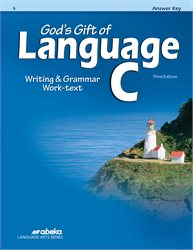 God's Gift of Language C Answer Key