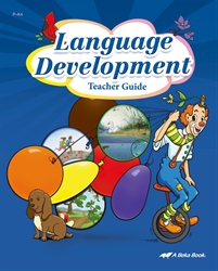 Language Development Teacher Guide