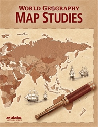 Abeka | Product Information | World Geography Maps Studies
