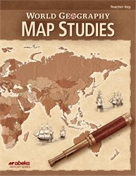 World Geography Map Studies Key