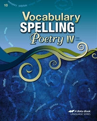 Vocabulary, Spelling, Poetry IV