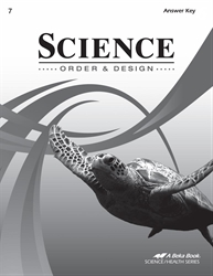 Science: Order and Design Answer Key