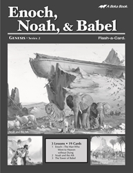 Enoch, Noah, and Babel Lesson Guide