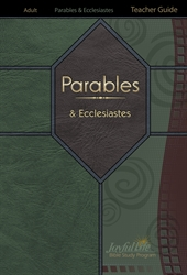 Parables & Ecclesiastes Teacher Guide