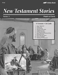 New Testament Stories Series 1 Lesson Guide