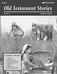 Old Testament Stories Series 1 Lesson Guide