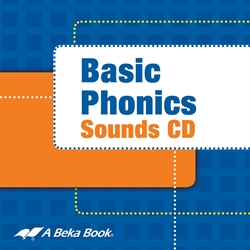 Basic Phonics Sounds CD