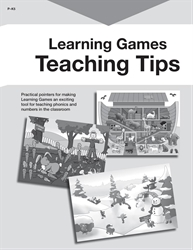 Learning Games Practical Tips Book (Replacement)