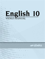English 10 Video Manual
